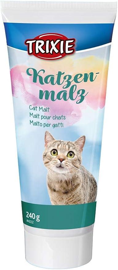 Trixie Malta para Gatos en Pasta, 240 g: Amazon.es: Productos para mascotas