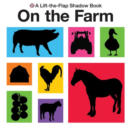 Download Lift-the-Flap Shadow Books On the Farm PDF
