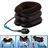 ixaer Hot Sale Inflatable Blow UP Cervical Vertebra Tractor for Neck Headache Back Pain