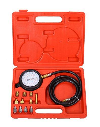 Slpro® Engine Oil-Pressure Tester Measuring Device Tool Tester 0-28bar KFZTEILESCHNELLVERSAND24