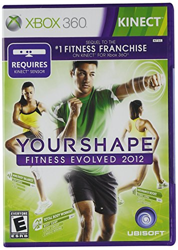 Your Shape Fitness Evolved 2012 (Best Boxing Game For Xbox 360 Kinect)