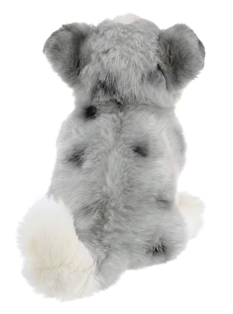 13 Inches Bearington Hogan Plush Australian Shepherd Stuffed Animal Puppy Dog