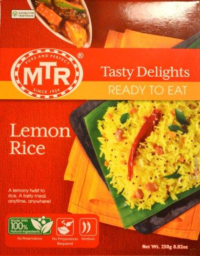 - MTR Lemon Rice 10.56 Oz