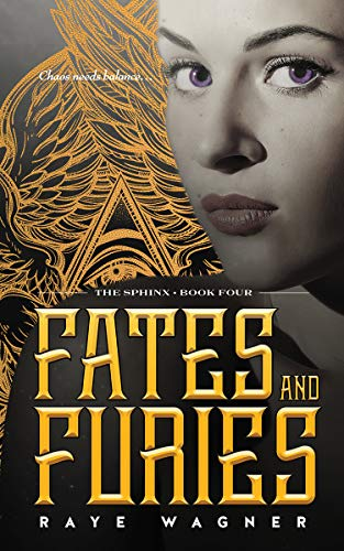 Fates And Furies The Sphinx Book 4