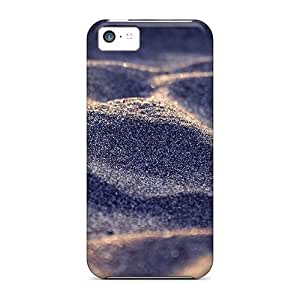 Cute Tpu AnnetteL Sand Close Up Case Cover For Iphone 5c by lolosakes