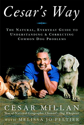 Cesar's Way: The Natural, Everyday Guide to Understanding and Correcting Common Dog Problems (Best Way To House Train Your Puppy)
