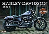 Harley-Davidson(R) 2017: 16-Month Calendar September 2016 through December 2017