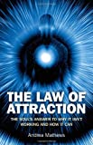 The Law of Attraction, Andrea Mathews, 1846944953