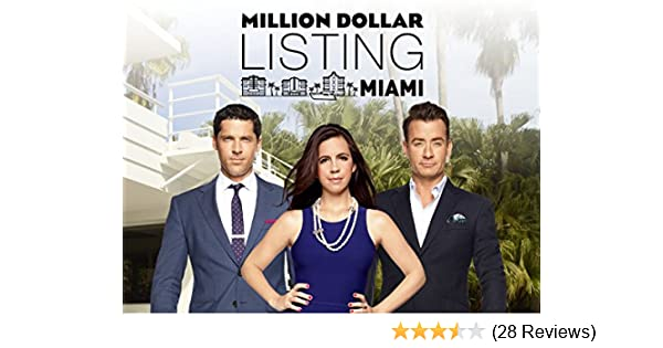 Amazon com: Watch Million Dollar Listing: Miami, Season 1