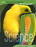 New York City Science, HARCOURT SCHOOL PUBLISHERS, 0153745479