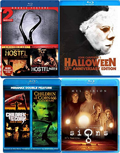Shocking 666 Horror Blu-ray 4 Pack - John