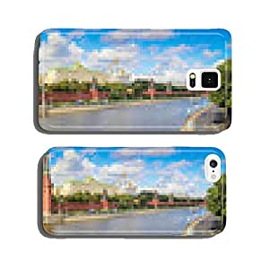 Moscow - city view cell phone cover case Samsung S6