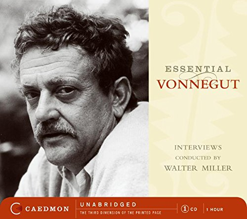 Download Essential Vonnegut Interviews CD (Caedmon Essentials) pdf