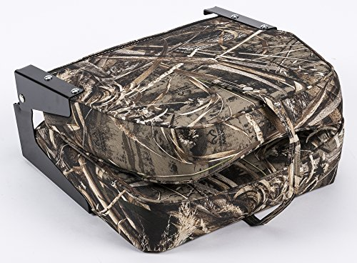 Wise Hunting/Fishing Low Back Fold-Down Seat, Realtree Max 5 Camo by Wise (Image #2)