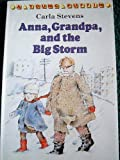 Anna, Grandpa, and the Big Storm, Carla Stevens, 0140321195