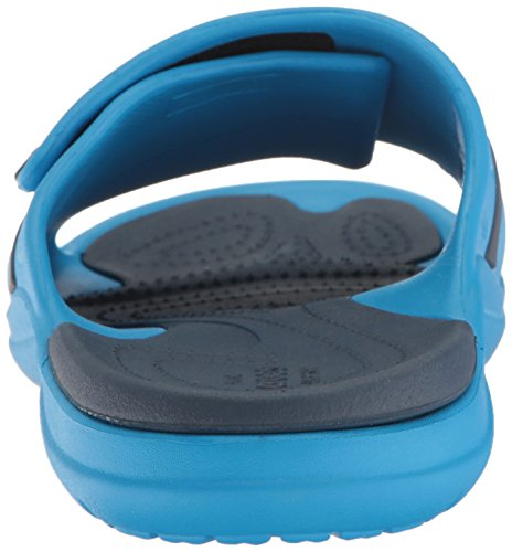 Sport navy Modi Ocean Tongs Crocs Slide Adulte Mixte 875WqFw