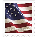 Toys : USPS U.S. Flag 2019 Forever Stamps - Book of 20