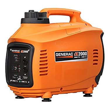 Generac IX 2000 Series 2 Portable Inverter Generator (6719)