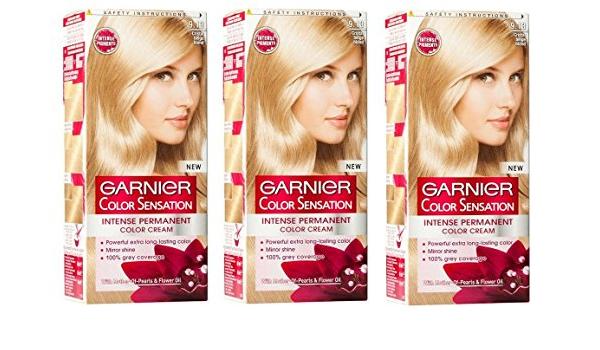 Garnier Color Sensation 0.13 - Tinte permanente para el pelo ...