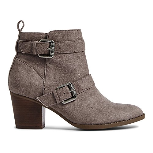 London Sandalias Cuña The de Gris 2 con Talla 3 Mujer 36 Color T025896 Outlet Sintético wCXxXT