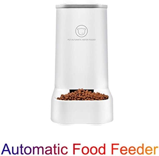 Alimentador Para Perros Alimentador Automático De Mascotas Para ...