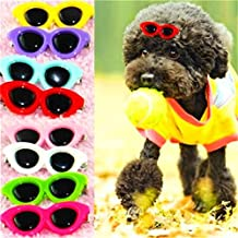 Pet Dog Hair Bows Pet Hair Clips Doggie Boutique sunglasses groomings 1pc