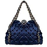 Bagoddess Ladies Accessories Elegent Designer Lattice Shoulder CrossBody Handbag