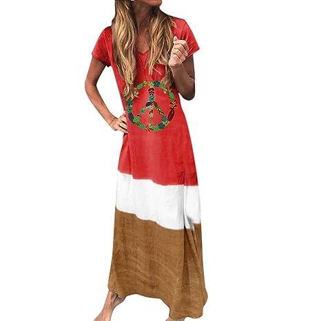 Vestidos Mujer Falda de punto de onda,Wave 166 vestidos mujer casual ...