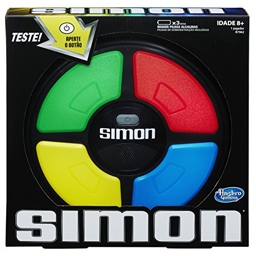Jogo  Hasbro Gaming Simon Clássico, Hasbro, Multicor - B7962