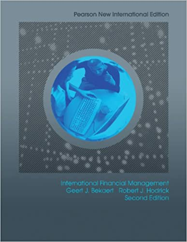 management pearson international edition