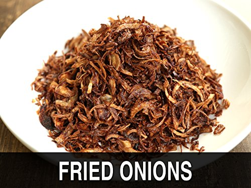 Clip: How To Make Fried Onions