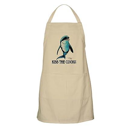 Amazoncom Cafepress Silly Orca Killer Whale Bbq Apron Kitchen