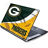 Skinit Protective Skin (fits latest Generic 17-Inch Laptop/Netbook/Notebook); NFL Green Bay Packers Logo