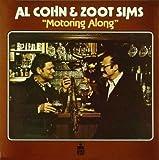 Al Cohn & Zoot Sims: Motoring Along [Vinyl LP] [Stereo] [Import]