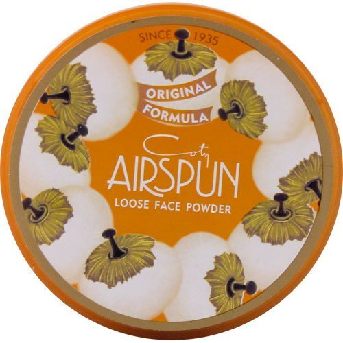 Price comparison product image Coty Airspun Loose Powder, Translucent, 2.3 Ounce by Coty Airspun