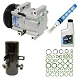 Universal Air Conditioner KT 1284 A/C Compressor and Component Kit