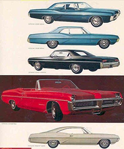 1967 Pontiac Brochure Grand Prix GTO Bonneville