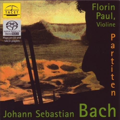 SACD : Florin Paul - Partiten For Solo Violin (Hybrid SACD)