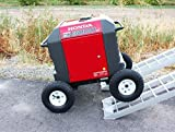 All Terrain Wheel Kit -- fits Honda EU3000is Generator by Autoworks