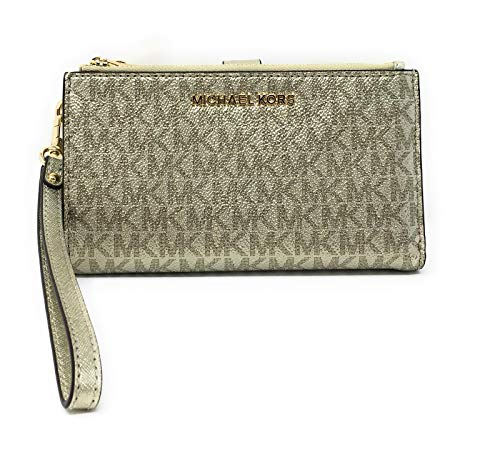 Michael Kors Gold Handbag - 5