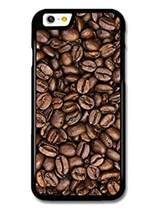 Wholesale diy case Accessories Baked Coffee Beans Brown Pattern case for iPhone 6