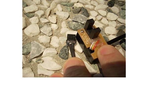 Cinta de Correr Sensor de Velocidad – Fibra – 3 o 4 Pins: Amazon ...