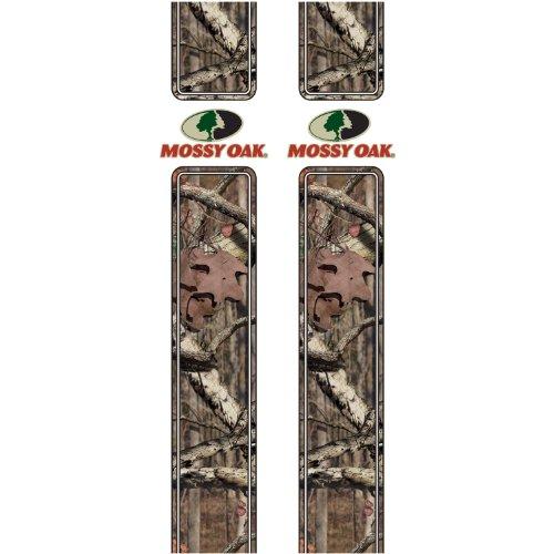 Panel Rear Skin Quarter (Mossy Oak Graphics 16001-BI Break-Up Infinity Rear Quarter Panel Graphics with Mossy Oak Logo)