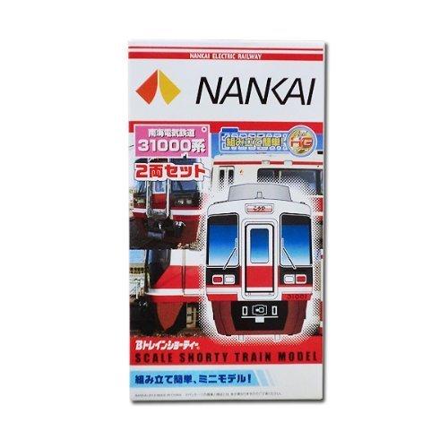 Electric Railway System - ¤ B Train Shorty Nankai Electric Railway (Nankai Electric Railway) 31000 system 2-Car Set B Torre NANKAI Bandai / BANDAI 121009 (*)