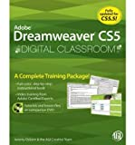img - for [(Dreamweaver CS5 Digital Classroom )] [Author: Jeremy Osborn] [Jul-2010] book / textbook / text book