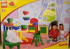 LEGO 2955 Duplo - La cocina de Sara (32 piezas)