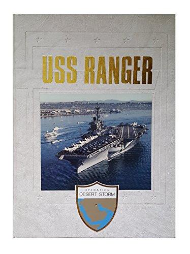 USS RANGER (CV 61) Operation Desert Storm cruise Book 1990-91