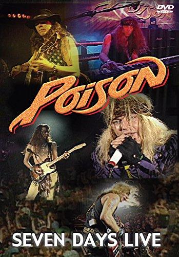 Poison - Seven Days Live