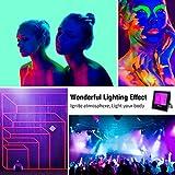 UV Black Light, 30W UV Led Flood Light Ultraviolet
