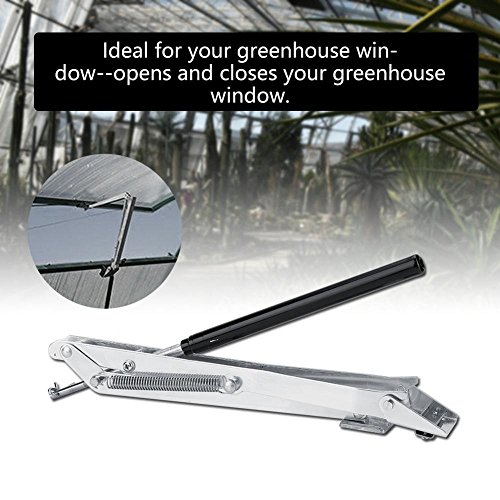 TOPINCN Greenhouse Auto Window Open Automatically Solar Heat Energy Sensitive Thermo Prevent Greenhouse Overheating for Vent by TOPINCN (Image #1)